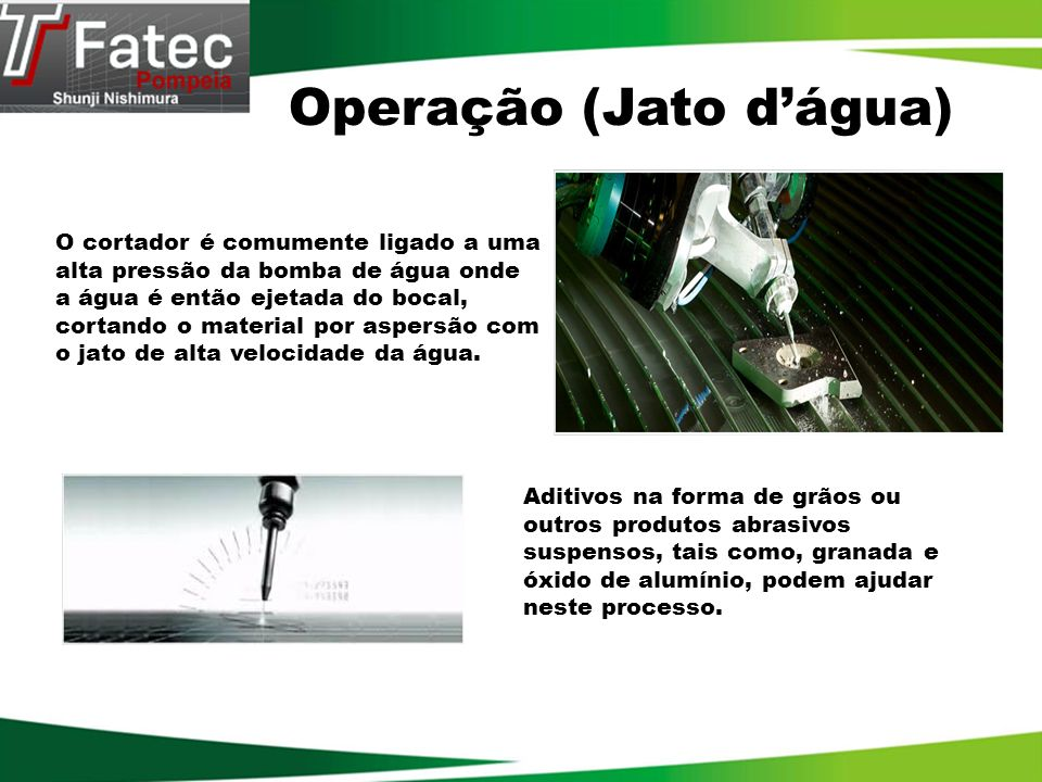 Operação (Jato d'água)