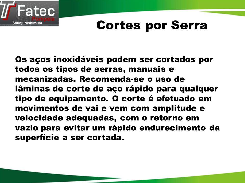 Cortes por Serra