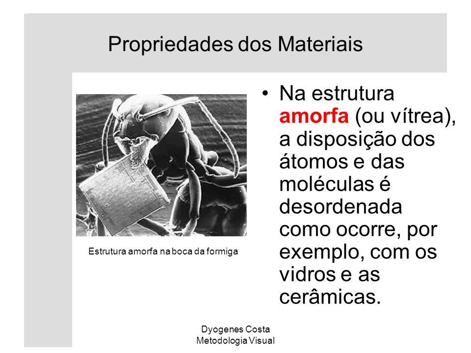 Propriedades dos Materiais