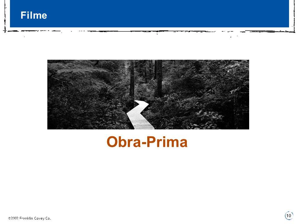 Filme Obra-Prima 3 Fundamentos