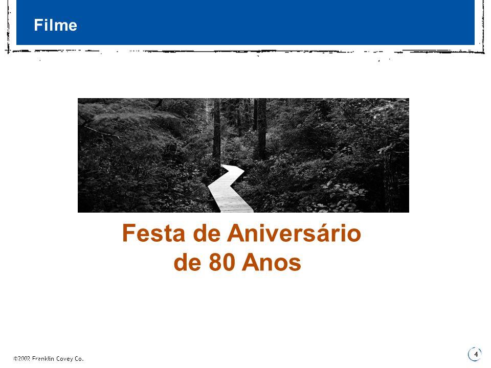 Festa de Aniversário de 80 Anos