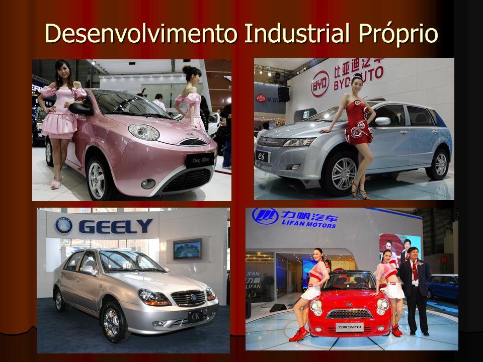 Desenvolvimento Industrial Próprio