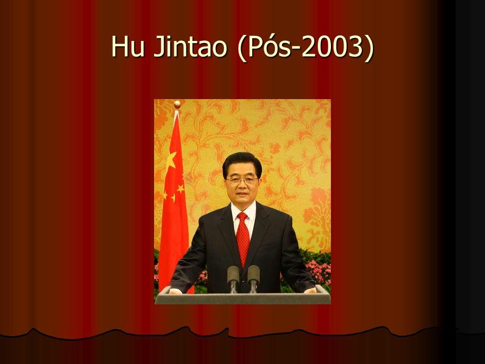 Hu Jintao (Pós-2003)