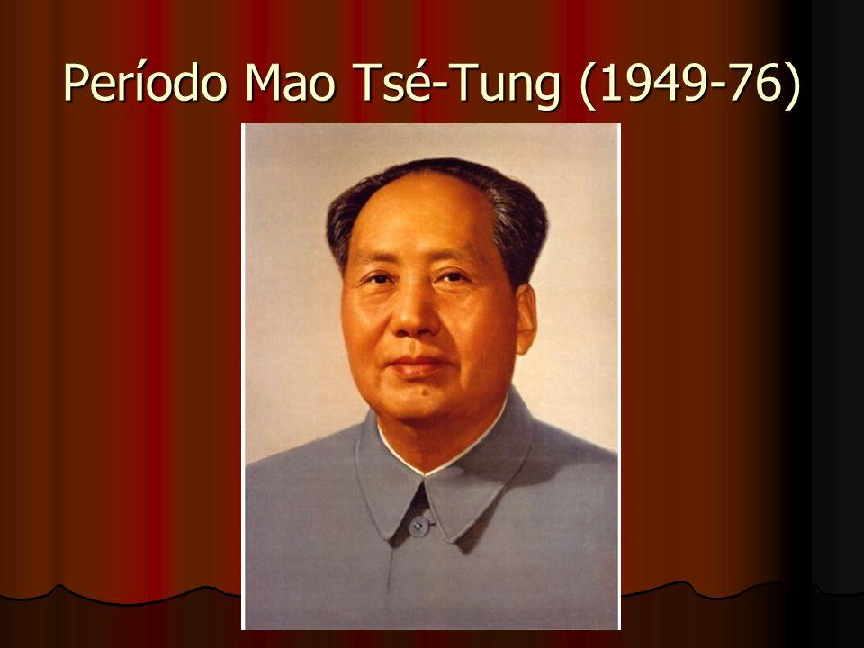 Período Mao Tsé-Tung (1949-76)