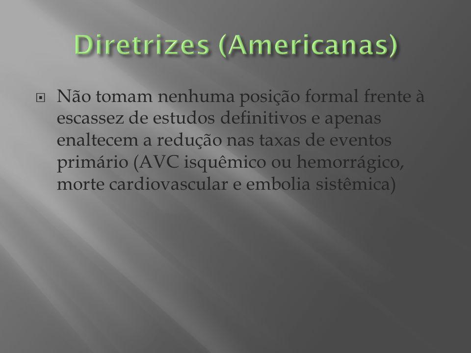 Diretrizes (Americanas)
