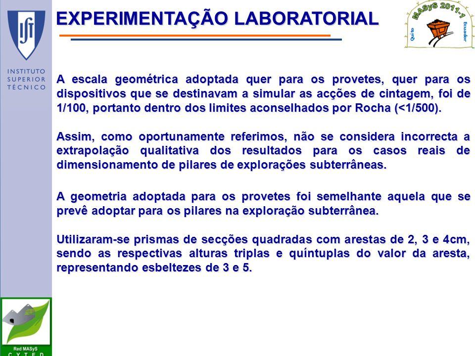 Experimentação Laboratorial