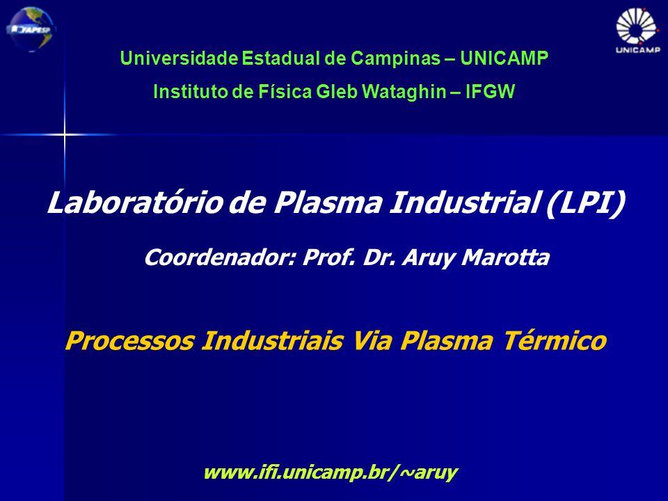 Laboratório de Plasma Industrial (LPI)