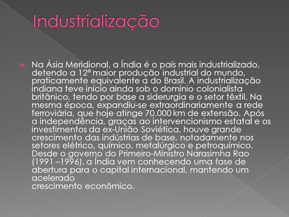 Industrialização