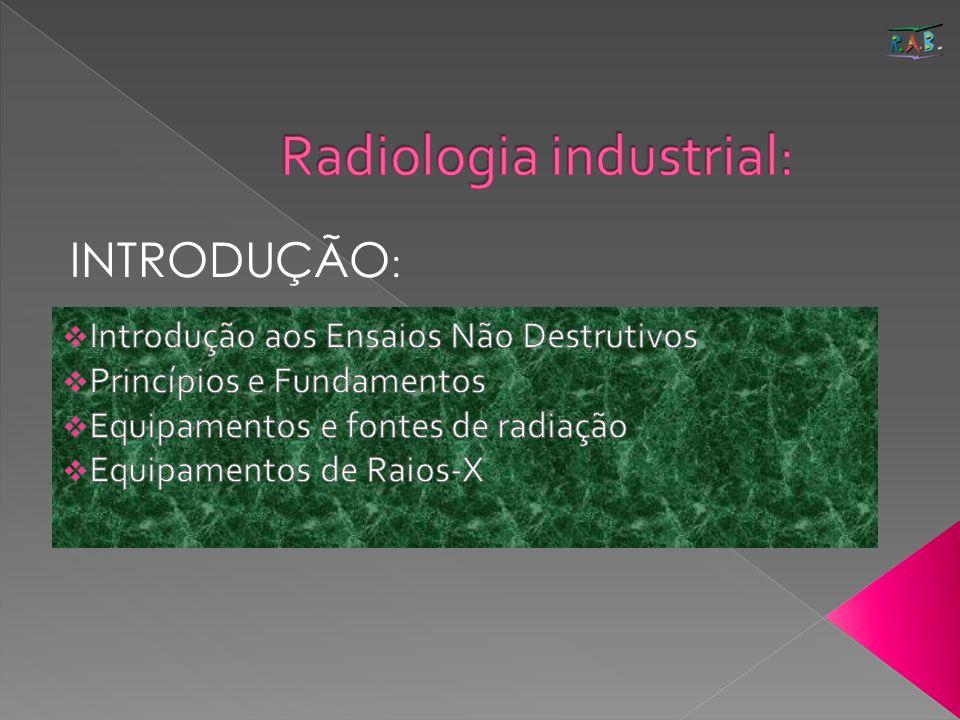 Radiologia industrial: