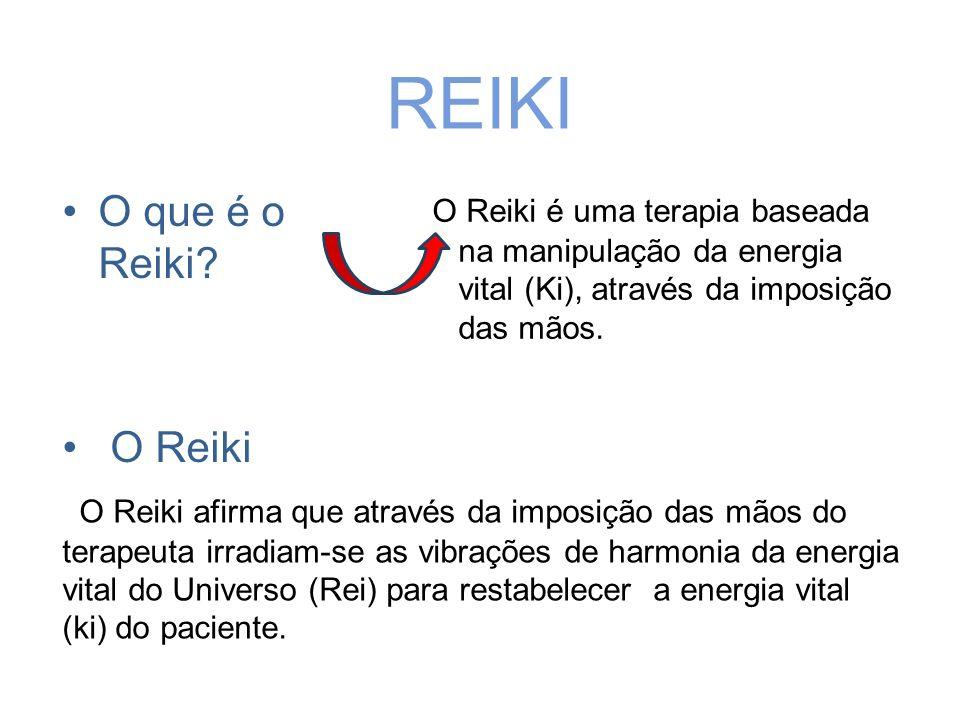REIKI O que é o Reiki O Reiki