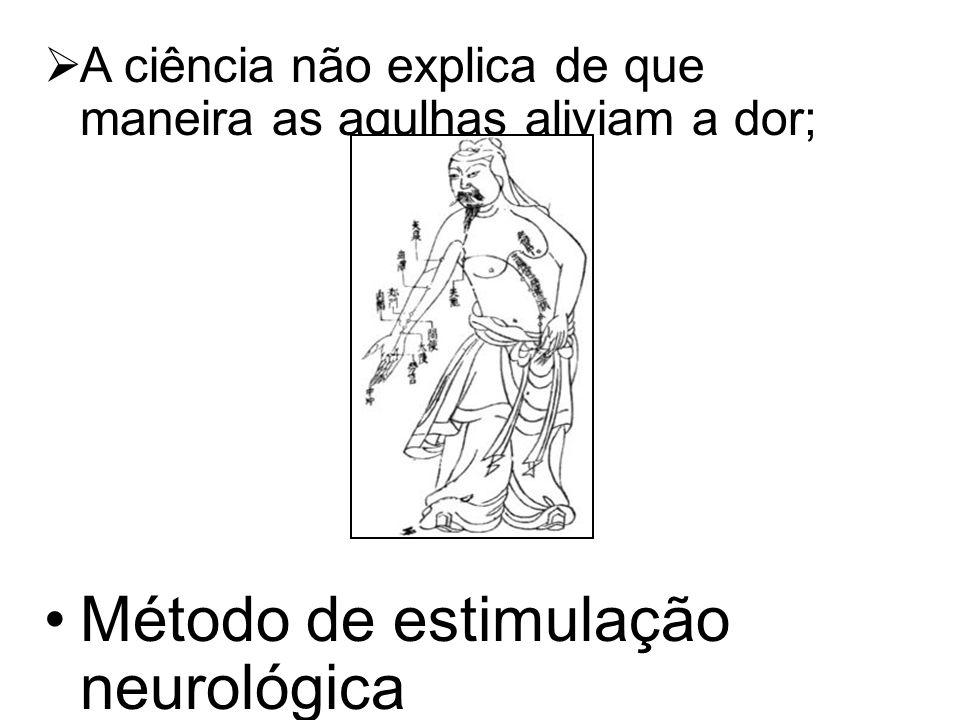 Método de estimulação neurológica