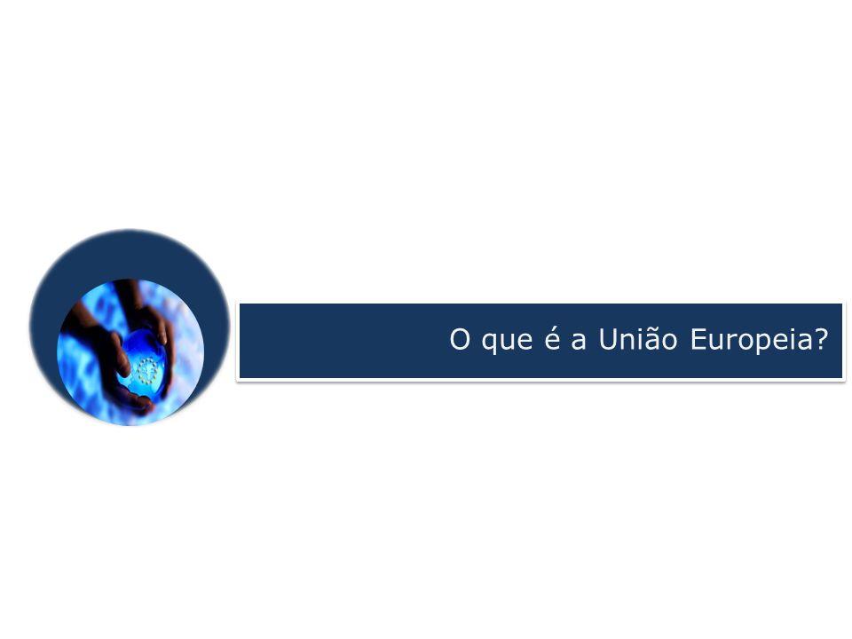 O que é a União Europeia
