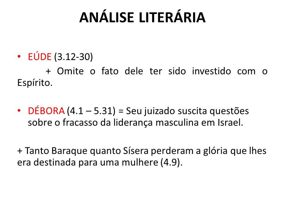 ANÁLISE LITERÁRIA EÚDE (3.12-30)
