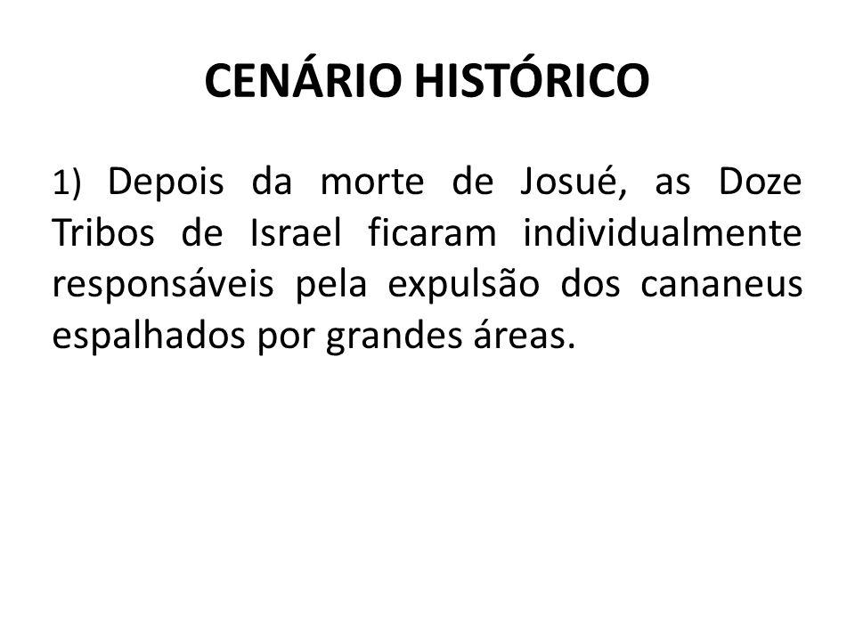 CENÁRIO HISTÓRICO