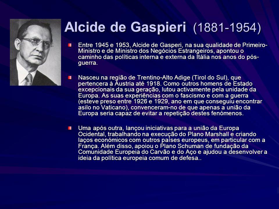 Alcide de Gaspieri (1881-1954)