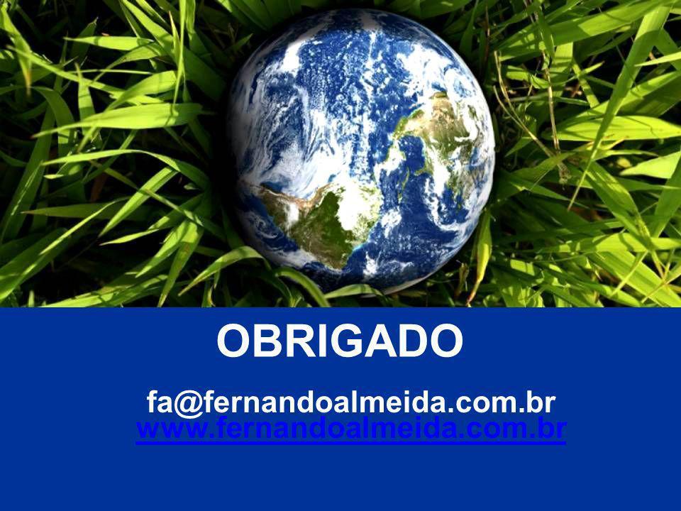 OBRIGADO fa@fernandoalmeida.com.br www.fernandoalmeida.com.br
