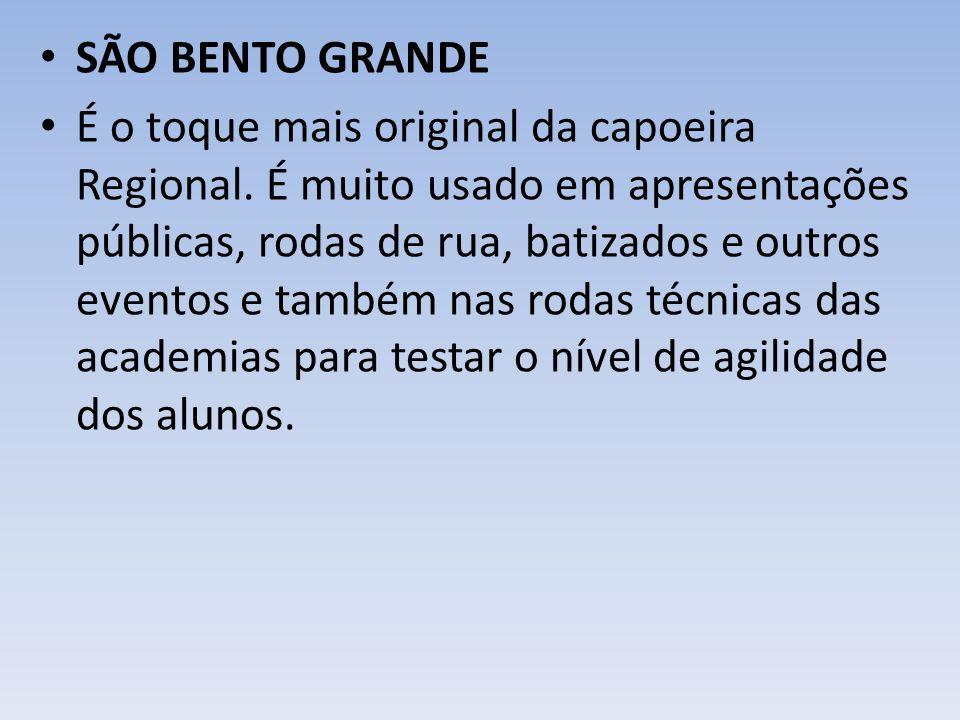 SÃO BENTO GRANDE
