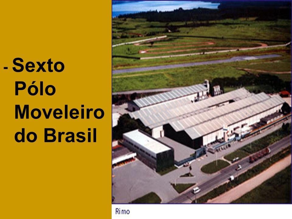 - Sexto Pólo Moveleiro do Brasil