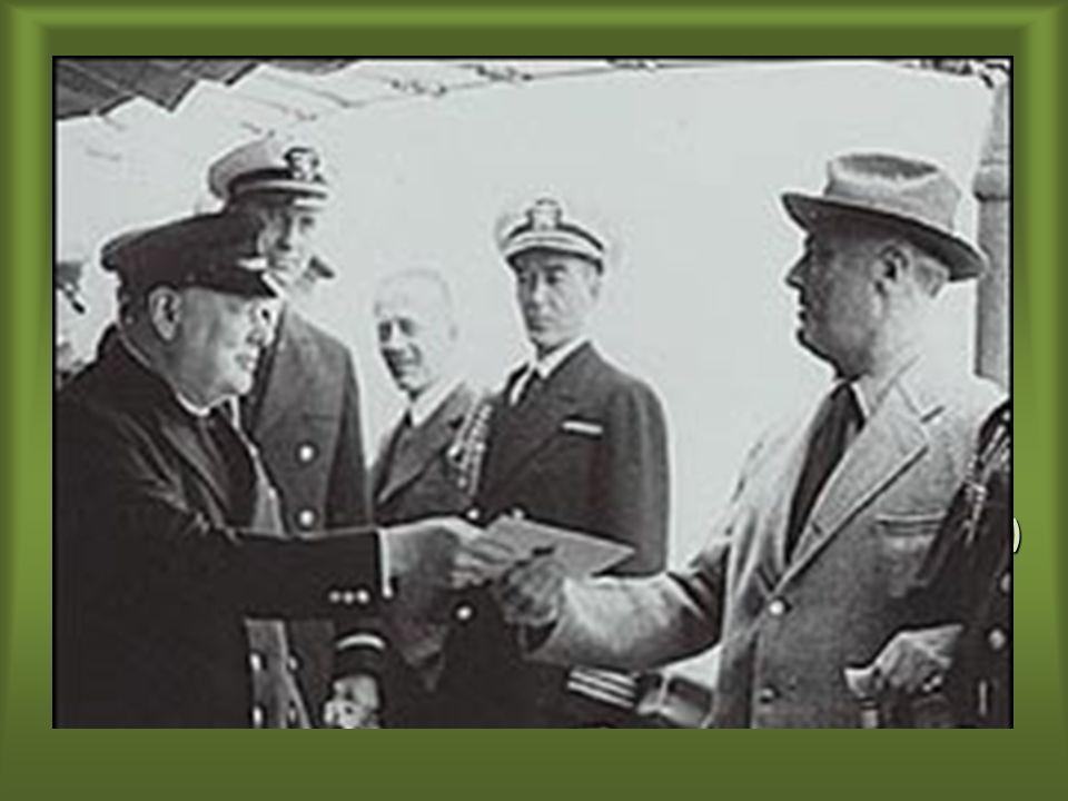 O Primeiro período (1939 – 1941) Guerras nos mares: