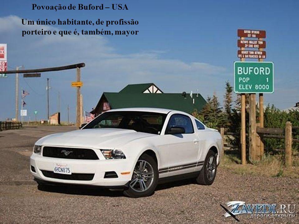 Povoação de Buford – USA
