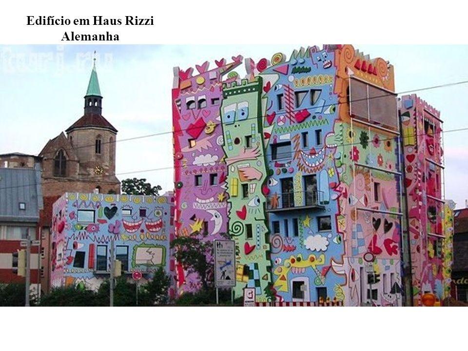 Edifício em Haus Rizzi Alemanha