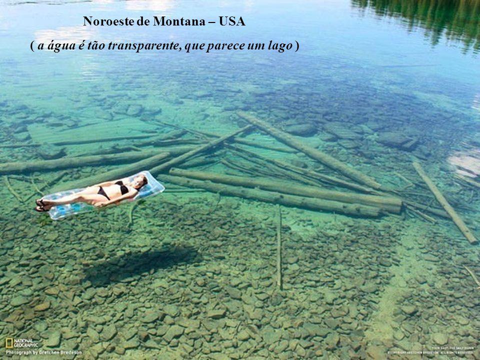 Noroeste de Montana – USA