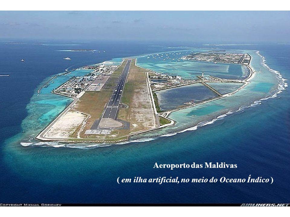 Aeroporto das Maldivas
