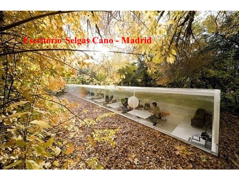 Escritório Selgas Cano - Madrid