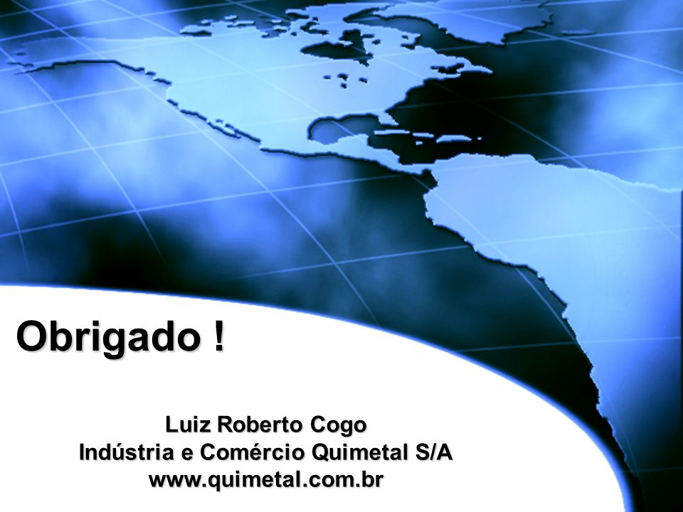 Indústria e Comércio Quimetal S/A