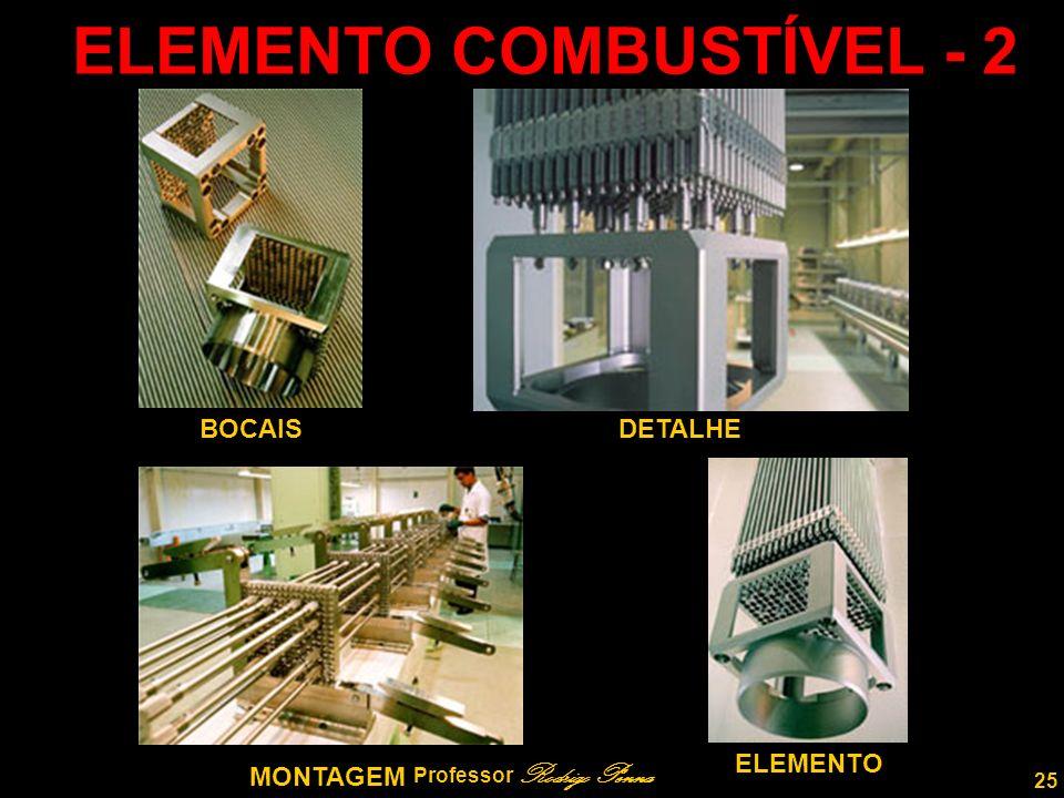 ELEMENTO COMBUSTÍVEL - 2