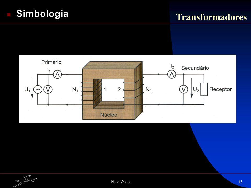 Simbologia Transformadores Nuno Veloso