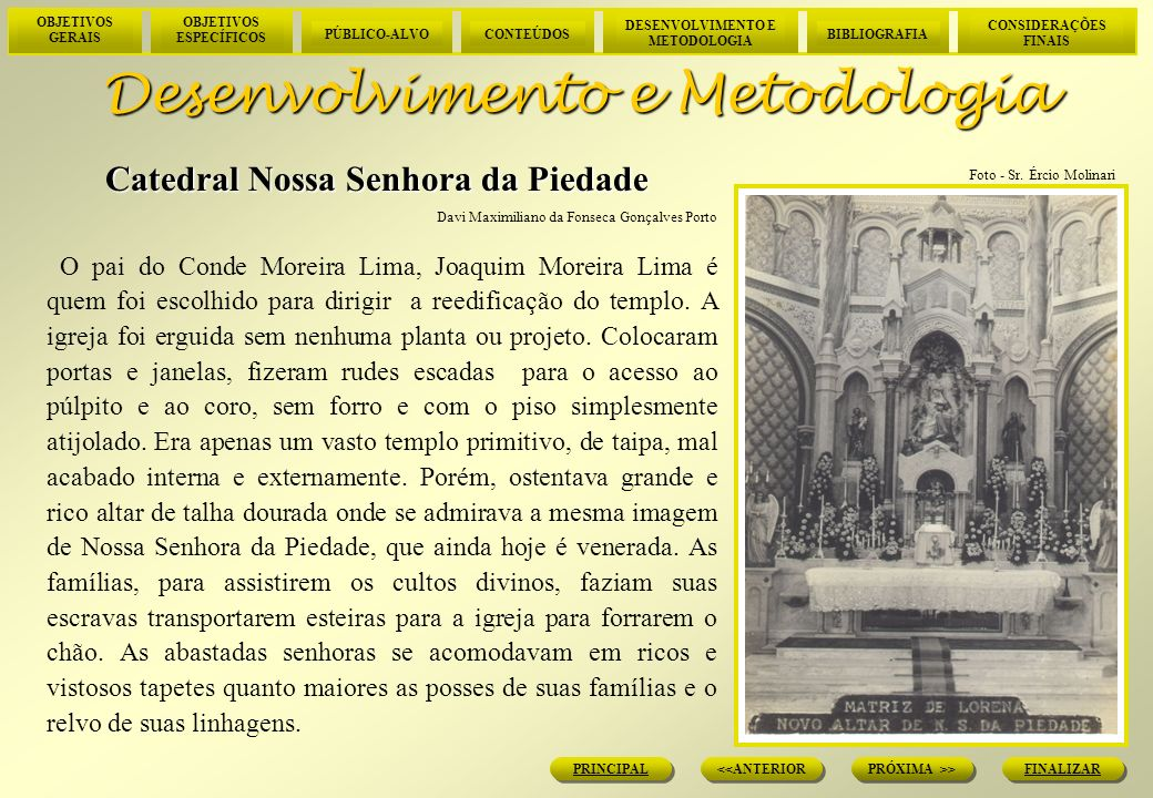 Catedral Nossa Senhora da Piedade