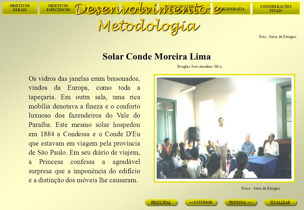Solar Conde Moreira Lima