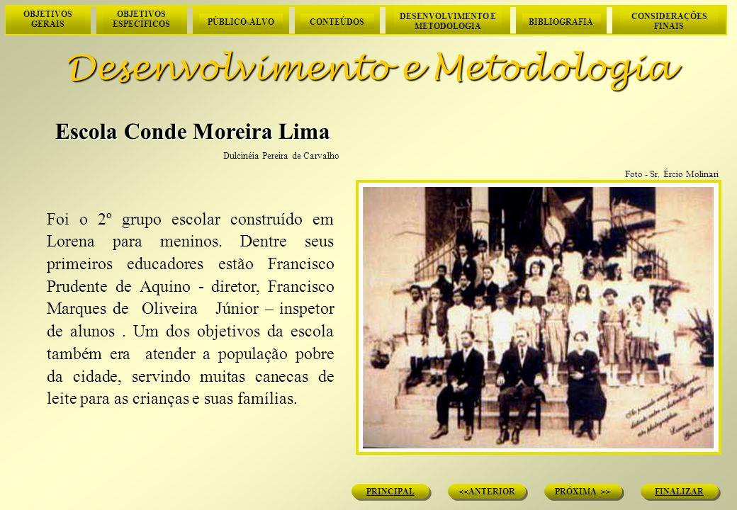 Escola Conde Moreira Lima