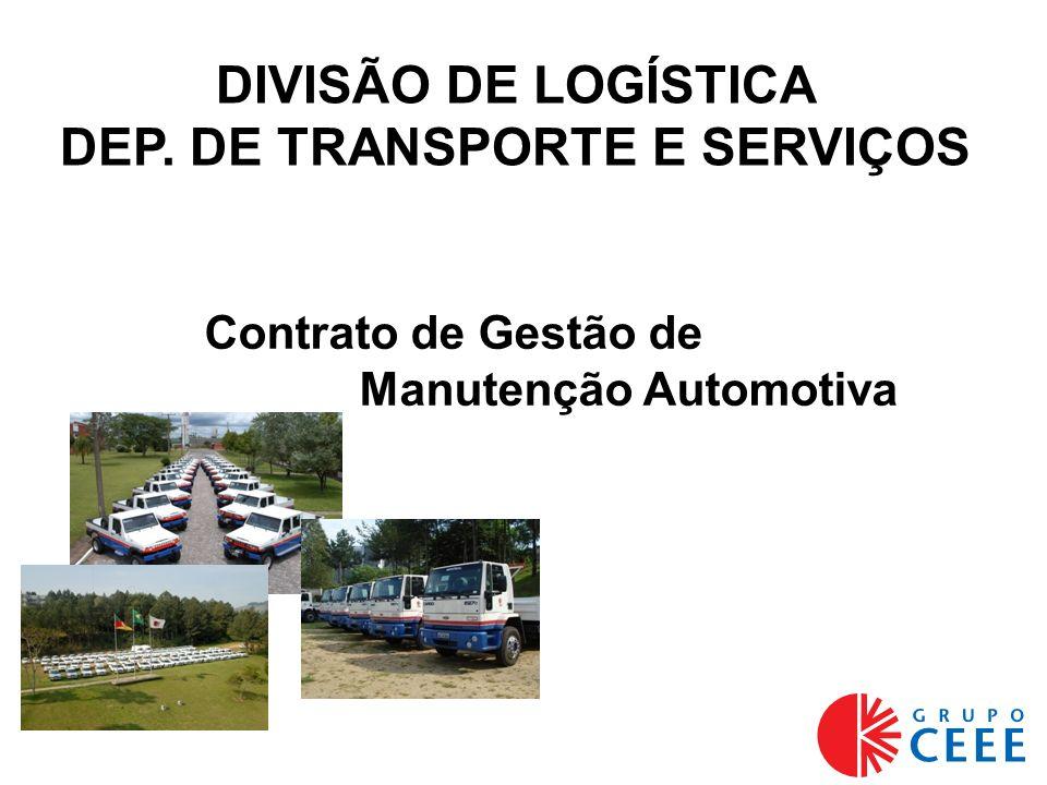 Contrato de Gestão de Manutenção Automotiva