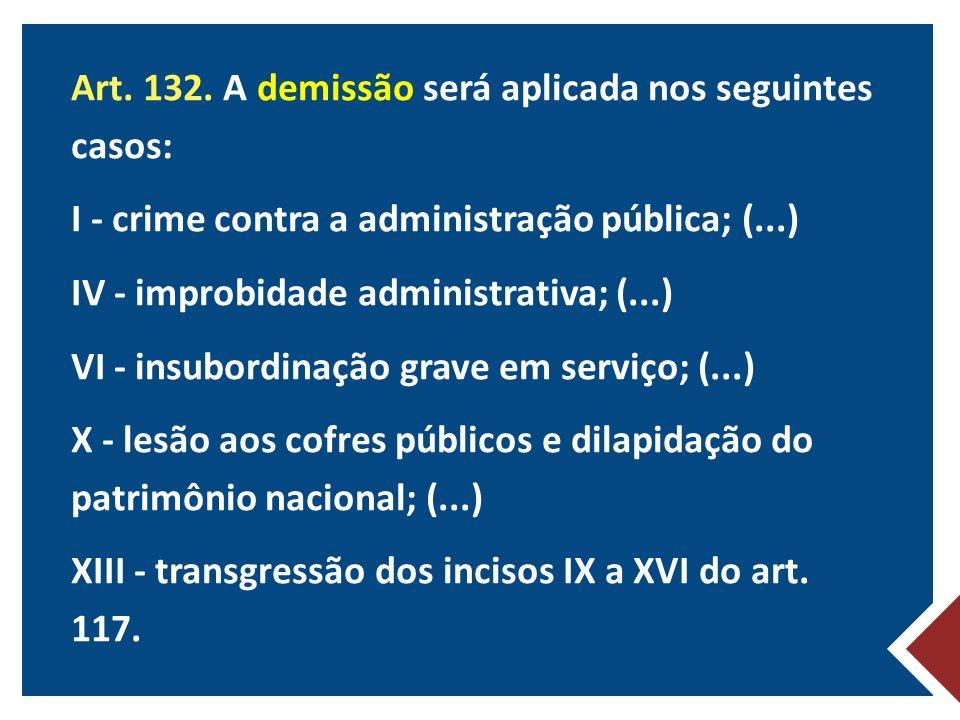Art. 132.