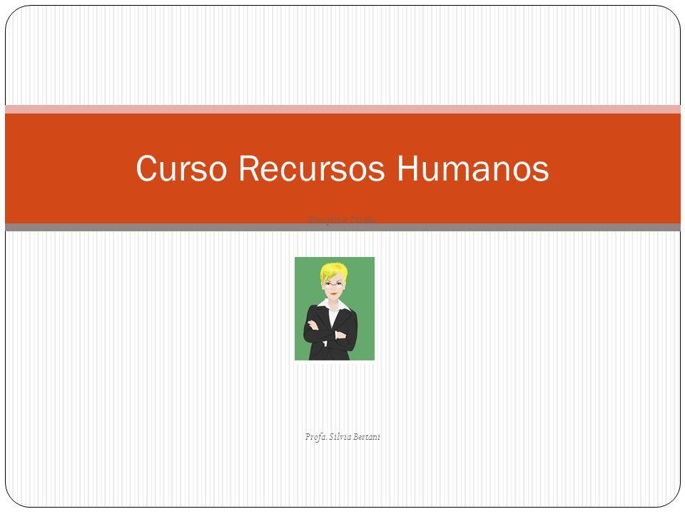 Curso Recursos Humanos