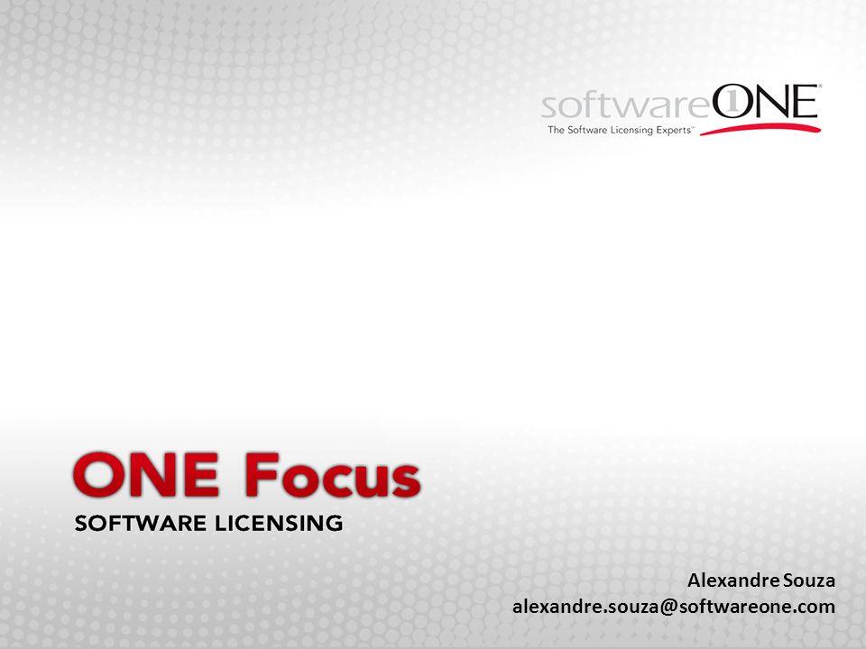 Alexandre Souza alexandre.souza@softwareone.com