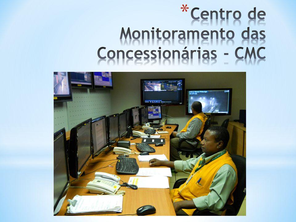 Centro de Monitoramento das Concessionárias - CMC
