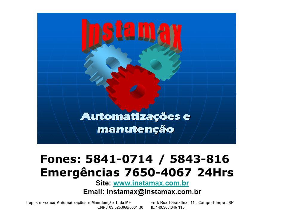 Site: www.instamax.com.br