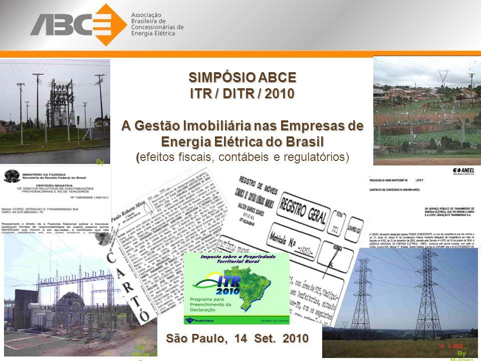 A Gestão Imobiliária nas Empresas de Energia Elétrica do Brasil