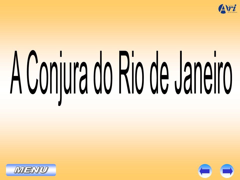 A Conjura do Rio de Janeiro