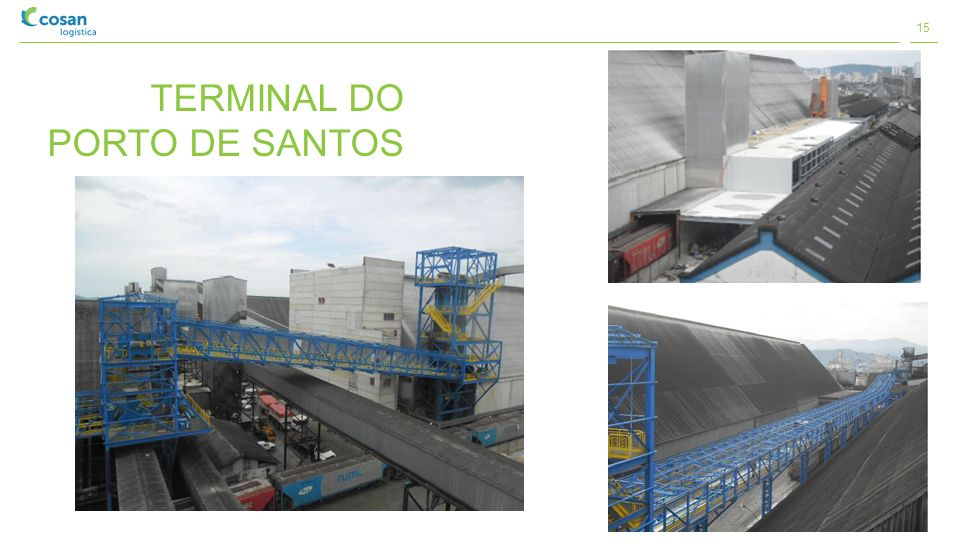 TERMINAL DO PORTO DE SANTOS