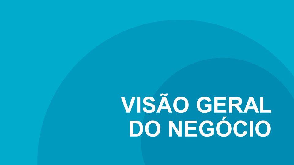 VISÃO GERAL DO NEGÓCIO