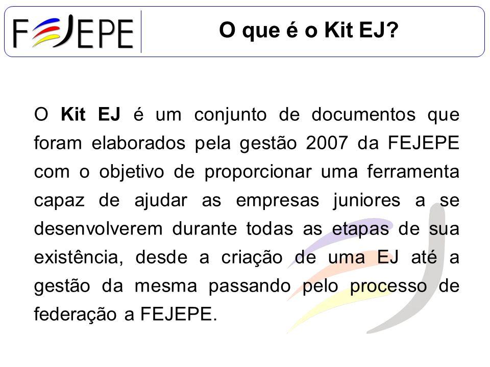 O que é o Kit EJ