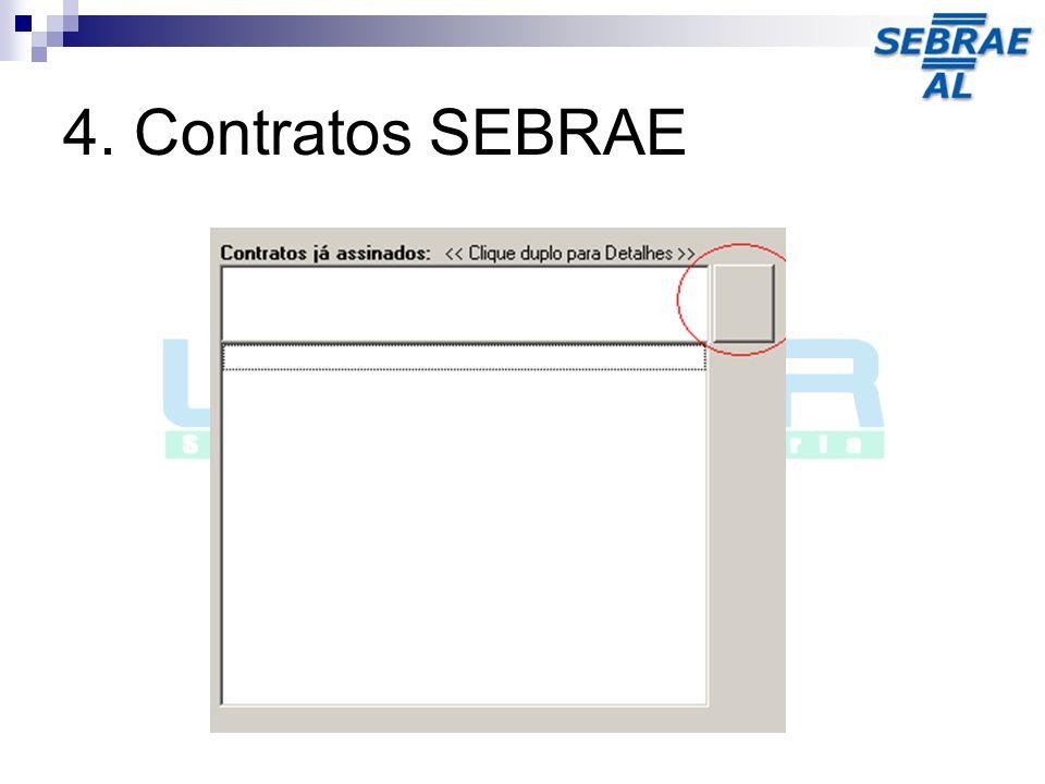4. Contratos SEBRAE