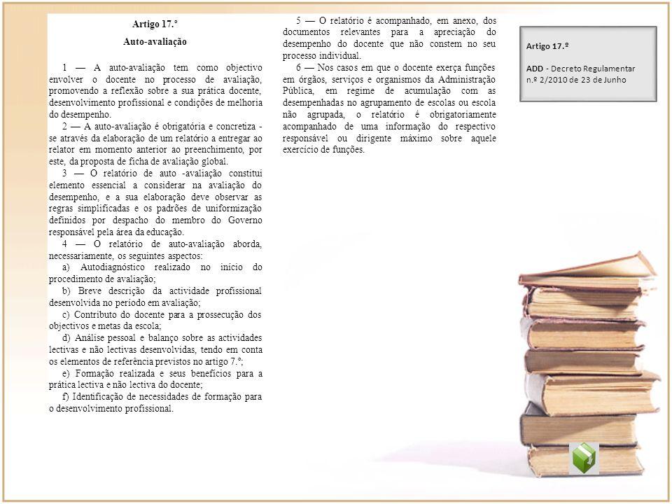 Artigo 17.º