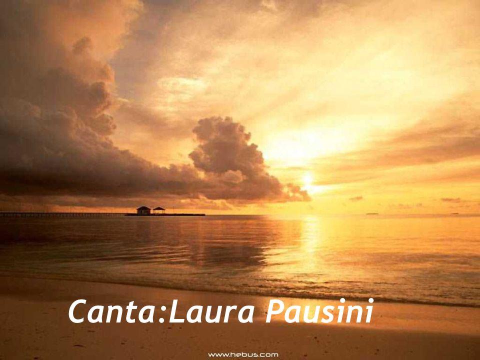 Canta:Laura Pausini