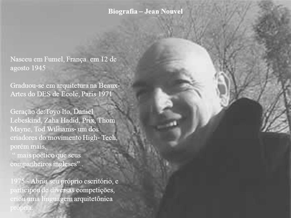 Biografia – Jean Nouvel