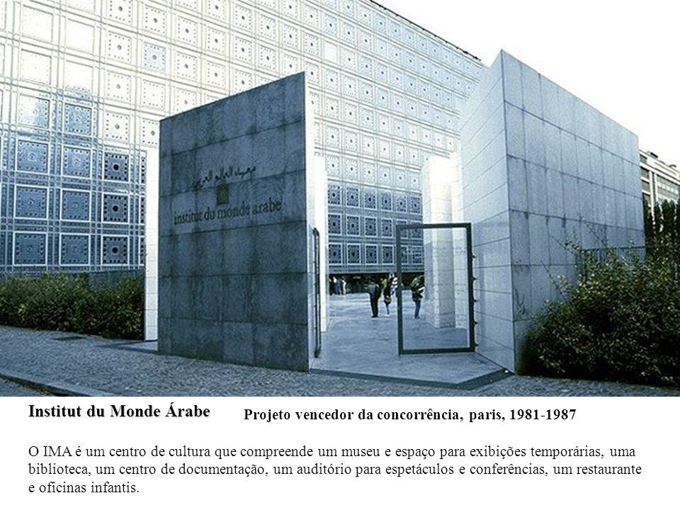 Institut du Monde Árabe